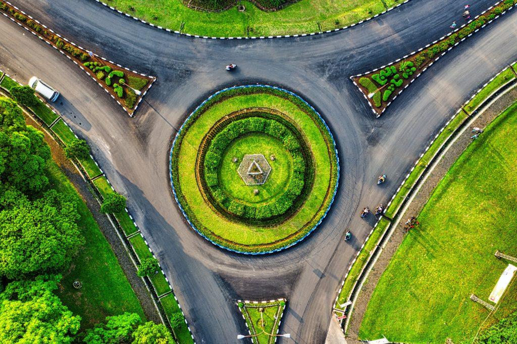 Immagine Dalla rotonda al bivio (e oltre)