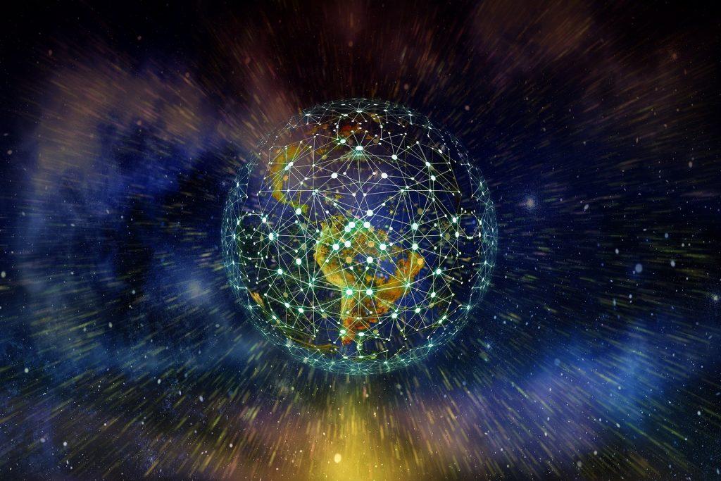 Immagine Una società e un'economia sempre più organizzate in reti sostenibili