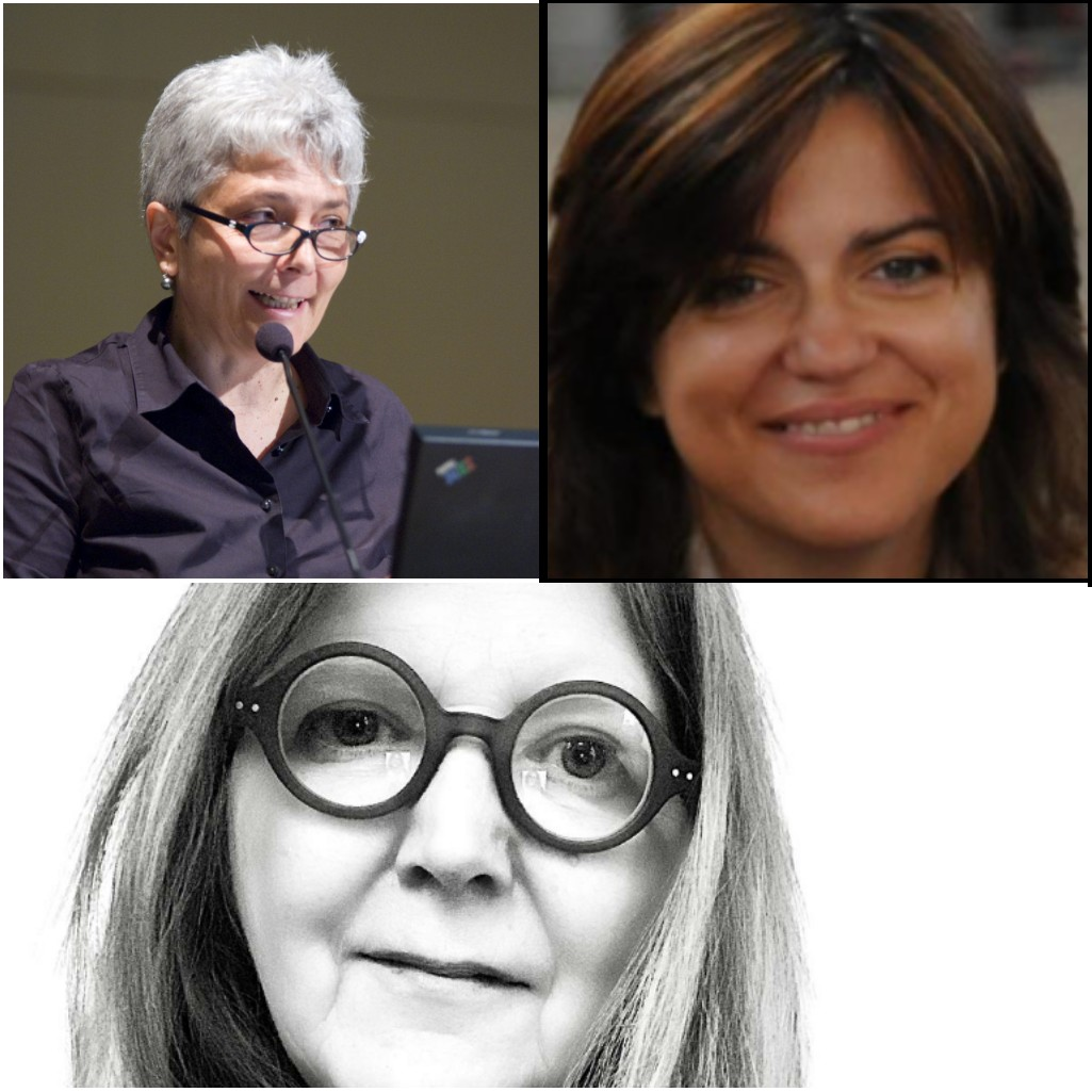 Avatar Manuela Brusoni, Paola Egi, Sabrina Dubbini